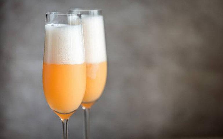 Bellini Cocktail - Accademia del Bar