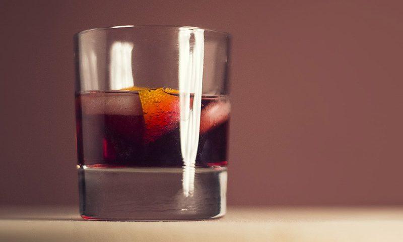 bicchiere di vermouth